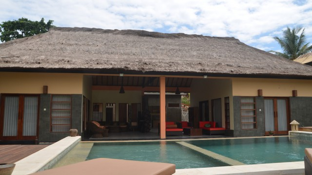 Kies Villa Lombok for rent