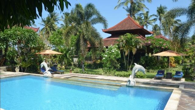 Villa Abu Abu for rent Lombok