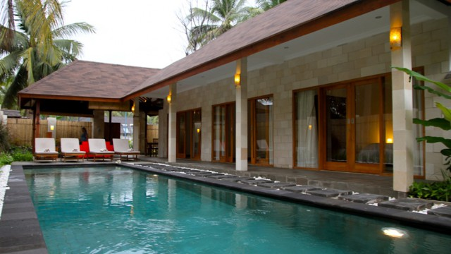 Lombok Villa Orchid for rent